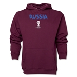 Russia 2014 FIFA World Cup Brazil(TM) Men's Core Hoody (Maroon)