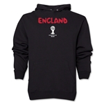 England 2014 FIFA World Cup Brazil(TM) Men's Core Hoody (Black)