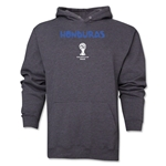 Honduras 2014 FIFA World Cup Brazil(TM) Men's Core Hoody (Dark Grey)