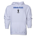 Honduras 2014 FIFA World Cup Brazil(TM) Men's Core Hoody (White)