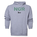 Nigeria 2014 FIFA World Cup Brazil(TM) Men's Elements Hoody (Ash)