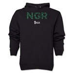 Nigeria 2014 FIFA World Cup Brazil(TM) Men's Elements Hoody (Black)