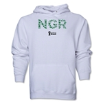 Nigeria 2014 FIFA World Cup Brazil(TM) Men's Elements Hoody (White)