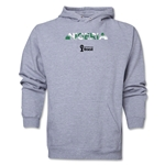 Nigeria 2014 FIFA World Cup Brazil(TM) Men's Palm Hoody (Ash)