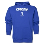 Croatia 2014 FIFA World Cup Brazil(TM) Men's Core Hoody (Royal)