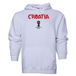 Croatia 2014 FIFA World Cup Brazil(TM) Men's Core Hoody (White)