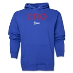 Croatia 2014 FIFA World Cup Brazil(TM) Men's Elements Hoody (Royal)
