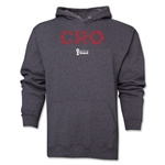 Croatia 2014 FIFA World Cup Brazil(TM) Men's Elements Hoody (Dark Grey)