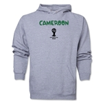 Cameroon 2014 FIFA World Cup Brazil(TM) Men's Core Hoody (Ash)