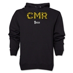 Cameroon 2014 FIFA World Cup Brazil(TM) Men's Elements Hoody (Black)