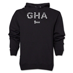 Ghana 2014 FIFA World Cup Brazil(TM) Men's Elements Hoody (Black)