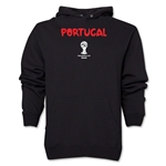 Portugal 2014 FIFA World Cup Brazil(TM) Men's Core Hoody (Black)