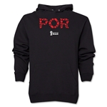 Portugal 2014 FIFA World Cup Brazil(TM) Men's Elements Hoody (Black)