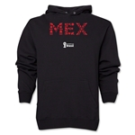 Mexico 2014 FIFA World Cup Brazil(TM) Men's Elements Hoody (Black)