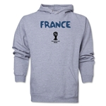 France 2014 FIFA World Cup Brazil(TM) Men's Core Hoody (Ash)