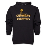 Germany 2014 FIFA World Cup Brazil(TM) Champions Trophy Hoody (Black)