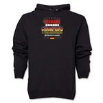 Germany 2014 FIFA World Cup Brazil(TM) Champions 14 Hoody (Black)