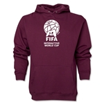 FIFA Interactive World Cup Core Emblem Hoody (Maroon)