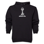 FIFA Club World Cup Morocco 2013 Men's Official Emblem Hoody (Black)