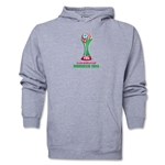 FIFA Club World Cup Morocco 2014 Men's Core Hoody (Ash)