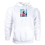 FIFA Men's U20 World Cup 2013 Emblem Hoody (White)