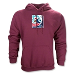 FIFA U-20 World Cup Turkey 2013 Emblem Hoody (Maroon)