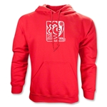 FIFA U-20 World Cup Turkey 2013 Emblem Hoody (Red)