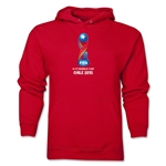 FIFA U17 World Cup Chile 2015(TM) Core Hoody (Red)