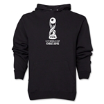 FIFA U17 World Cup Chile 2015(TM) Core Hoody (Black)