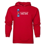 FIFA U17 World Cup Chile 2015(TM) Landscape Hoody (Red)