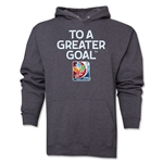 FIFA Women's World Cup Hoody (Dark Gray)