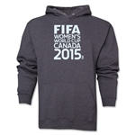 FIFA Women's World Cup Canada 2015(TM) Core Hoody (Dark Grey)