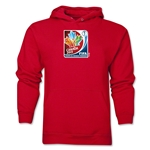 FIFA Women's World Cup Canada 2015(TM).French Core Hoody (Red)
