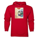 FIFA Women's World Cup Canada 2015(TM) Poster Hoody (Red)