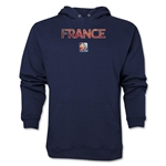 France FIFA Women's World Cup Canada 2015(TM) Soccer Hoody (Navy)