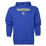 Sweden FIFA Women's World Cup Canada 2015(TM) Soccer Hoody (Royal)