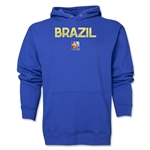 Brazil FIFA Women's World Cup Canada 2015(TM) Soccer Hoody (Royal)