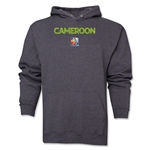 Cameroon FIFA Women's World Cup Canada 2015(TM) Soccer Hoody (Dark Grey)