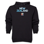 New Zealand FIFA Women's World Cup Canada 2015(TM) Soccer Hoody (Black)