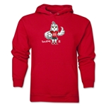 FIFA Women's World Cup Canada 2015(TM) Mascot Pose 1 Hoody (Red)