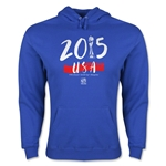 USA FIFA Women's World Cup Champions Hoody (Royal)