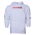 Grassroot Soccer Hoody (White)