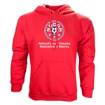 NSCAA Hoody (Red)