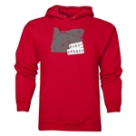 Rugby Oregon Hoody (Red)