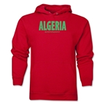 Algeria Powered by Passion Hoody (Red)