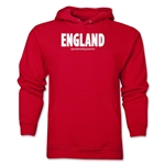 England Powered by Passion Hoody (Red)