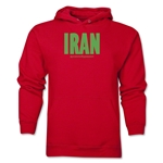 Iran Powered by Passion Hoody (Red)
