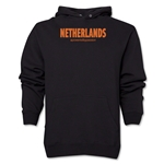 Netherlands Powered by Passion Hoody (Black)