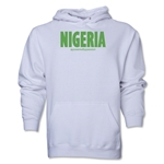 Nigeria Powered by Passion Hoody (White)