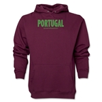 Portugal Powered by Passion Hoody (Maroon)